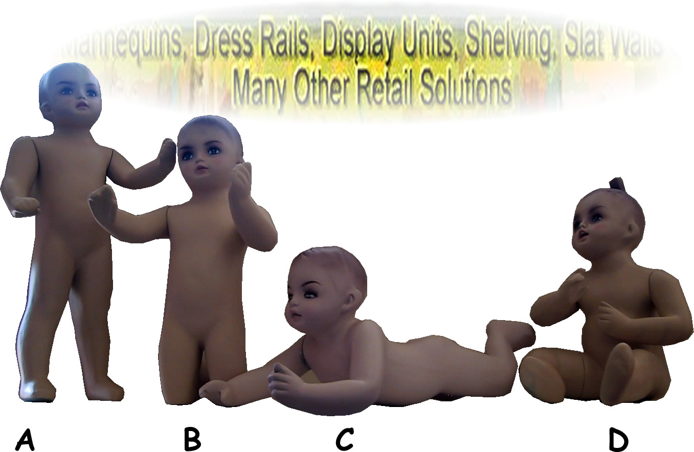 Baby Mannequins
