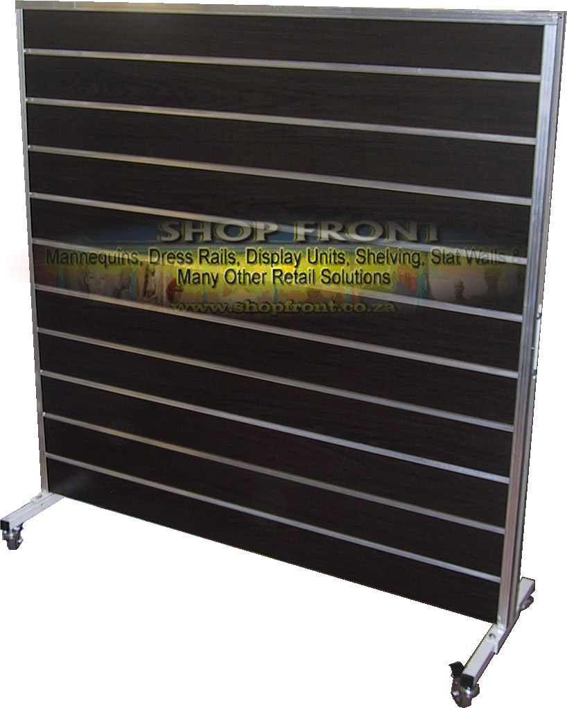 Double Sided Slat Stand