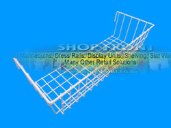 Grid Mesh Baskets